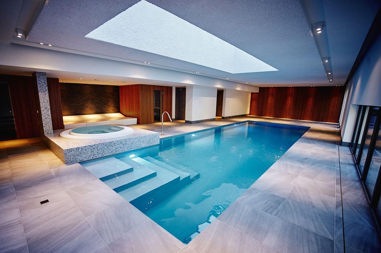 Leidgens piscines construction piscines for Construction piscine 65