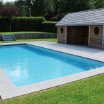 piscine enterrée sol pierre